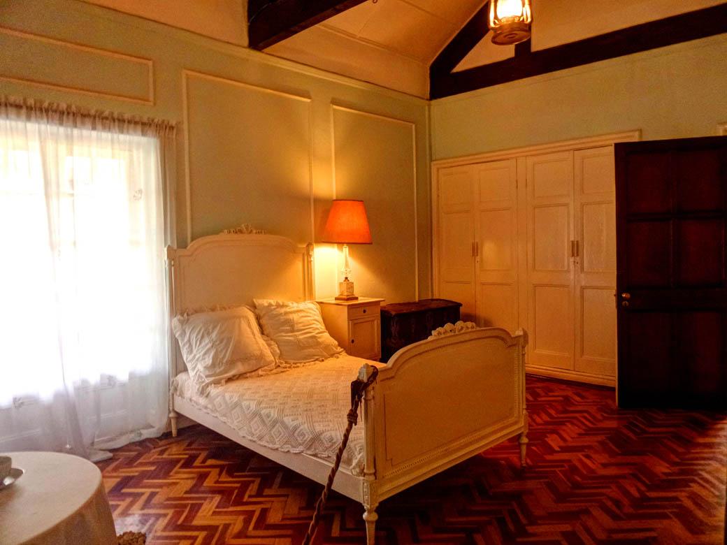 Karen Blixen Museum_Karen's bedroom