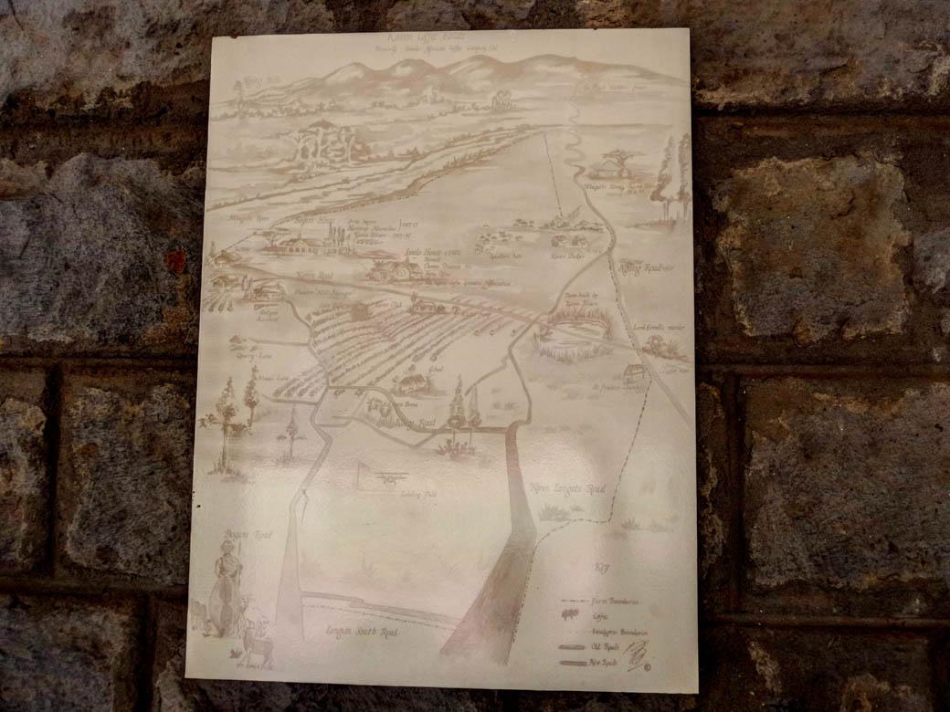 Karen Blixen Museum_Map