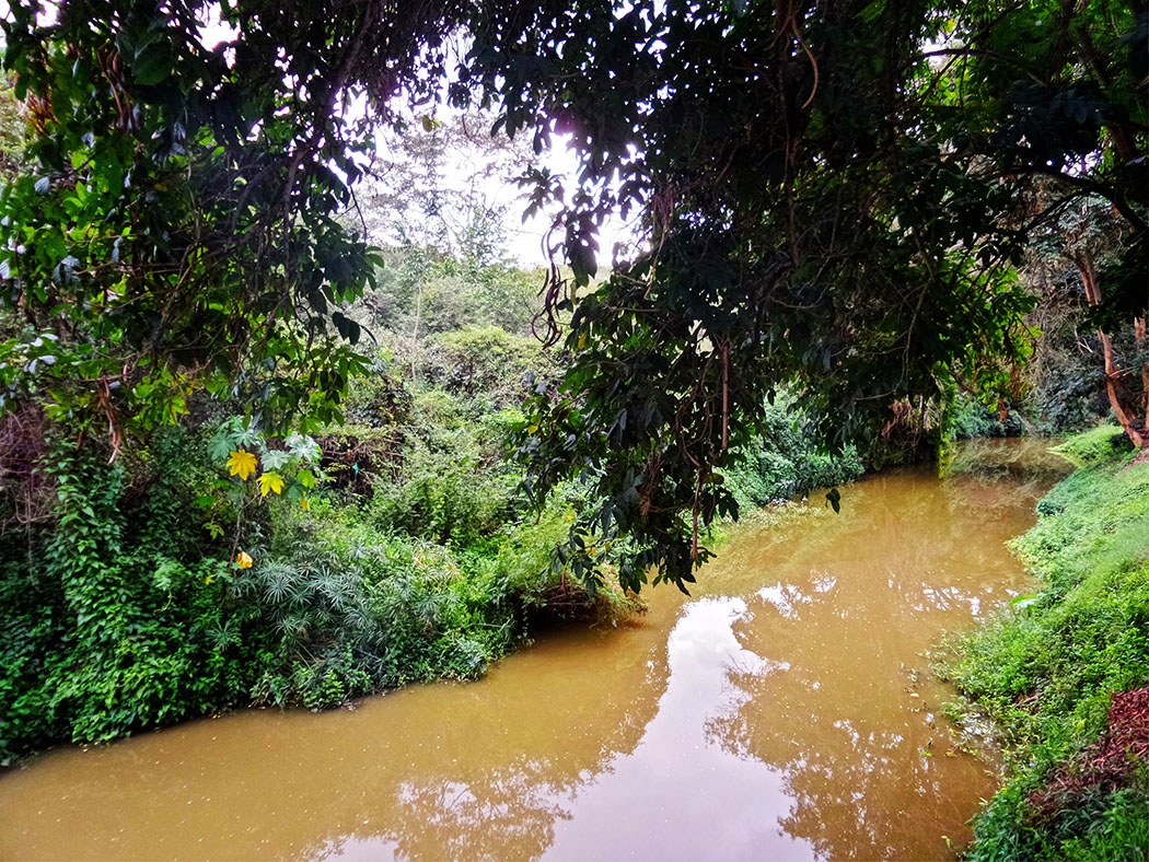 Masai Lodge_River