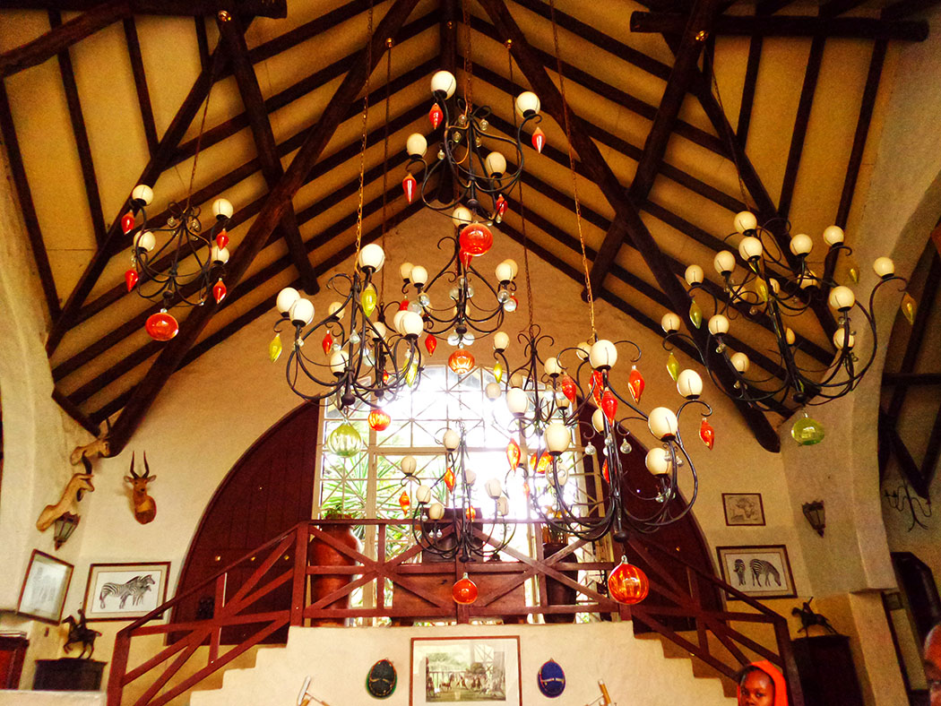 Rolf's Place_Chandelier
