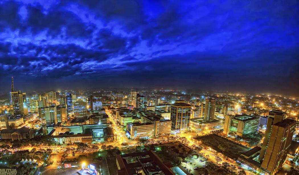 3 unmissable experiences Nairobi_KICC panorama