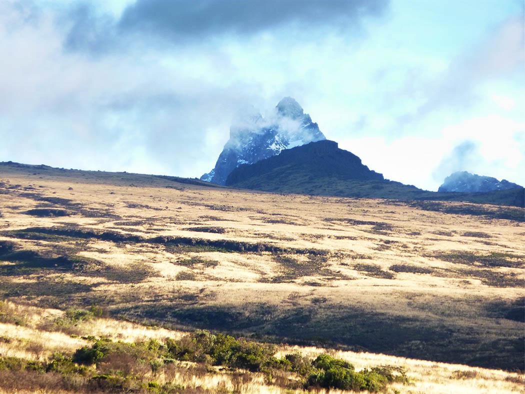 Mount Kenya_Peaks