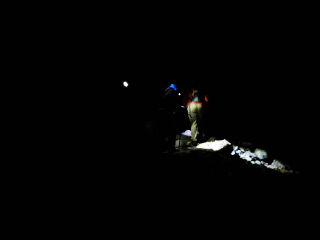 Mount Kenya_ascent