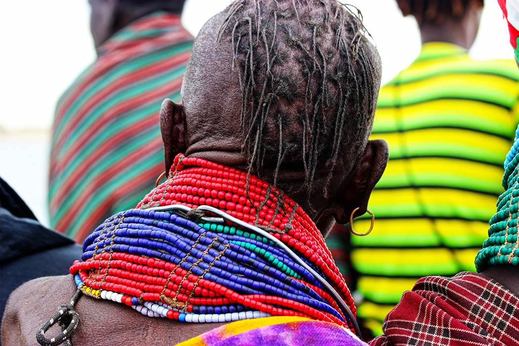 Unexpected Kenya_Turkana woman