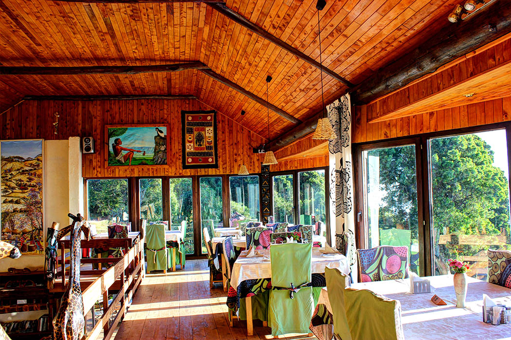 Kerio View Hotel_Dining area2