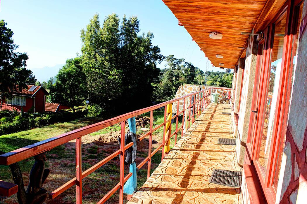 Kerio View Hotel_corridor