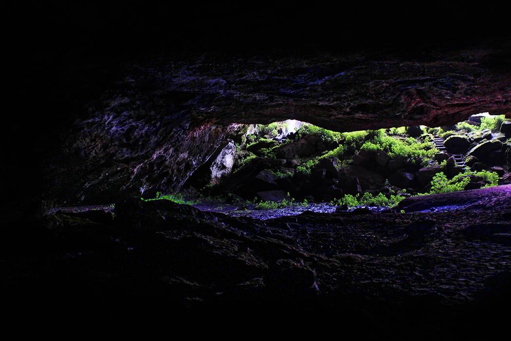 Mt Elgon National Park_Kitum Cave mouth