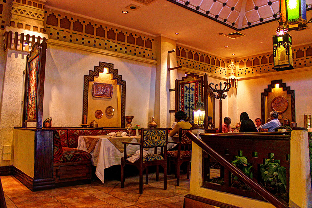 Cafe Maghreb- Decor1