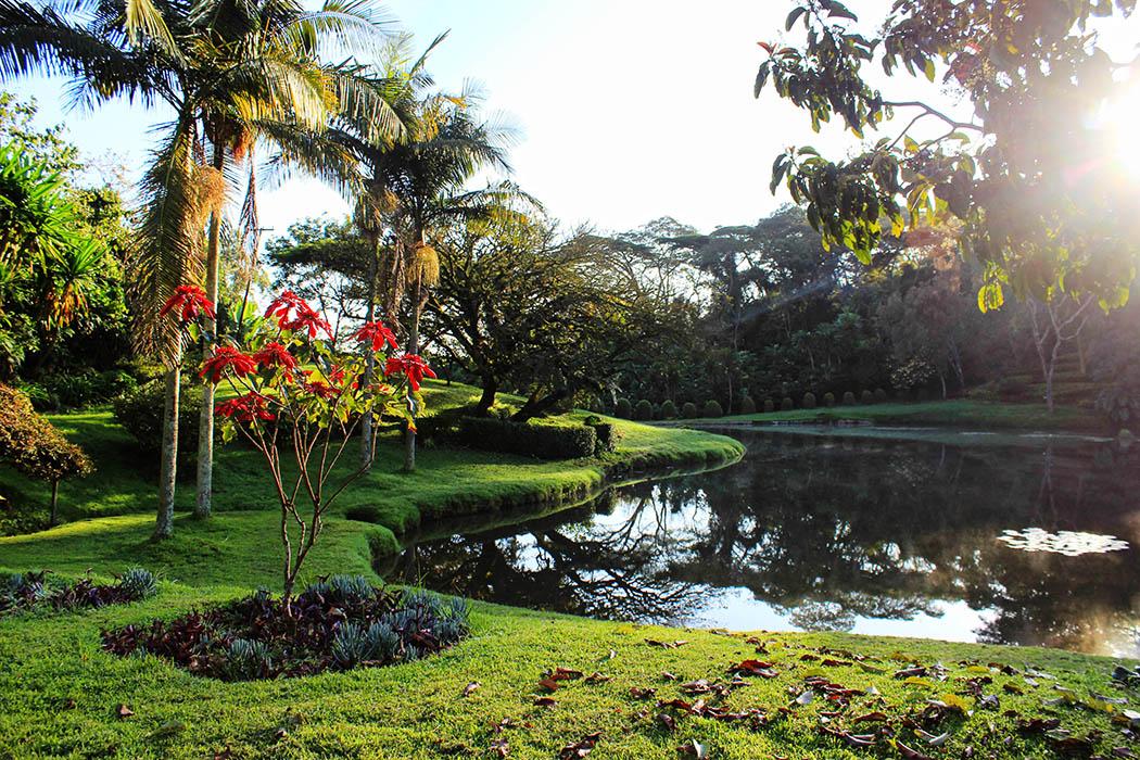 Kapsimotwa gardens_sunrise over lake
