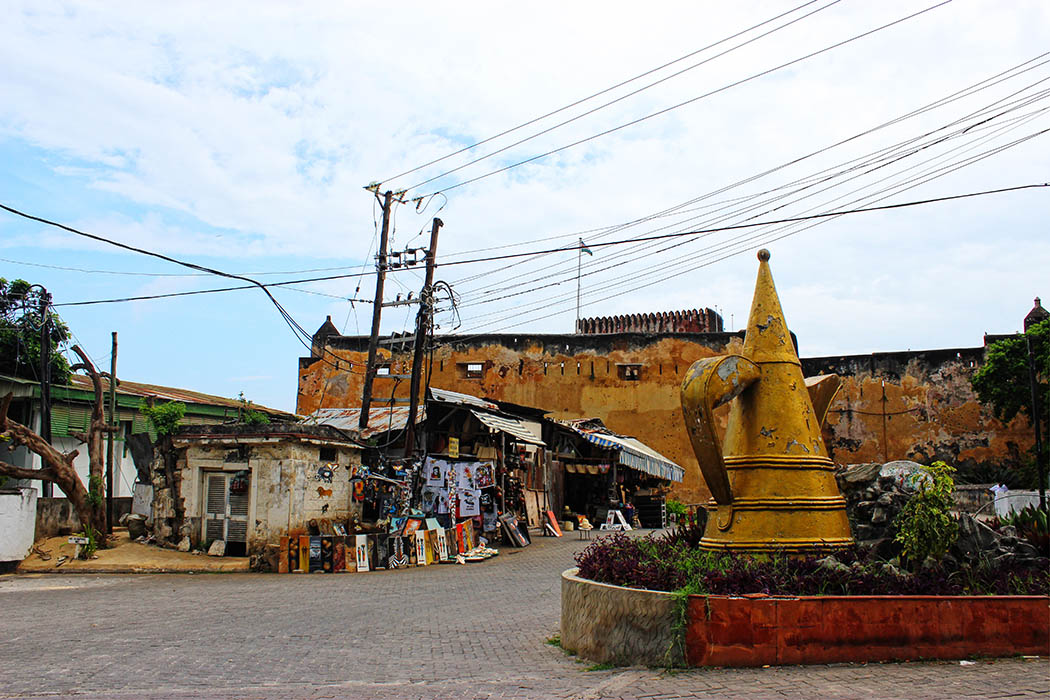 Mombasa Old Town_Fort Jesus