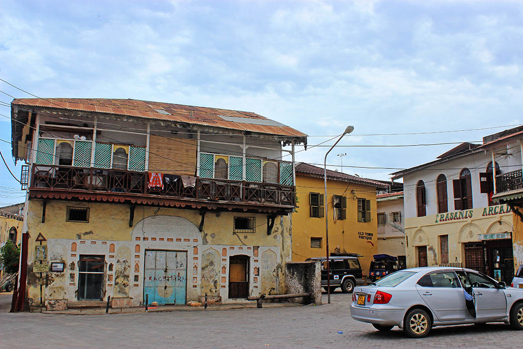 Mombasa Old Town_Old Post office1