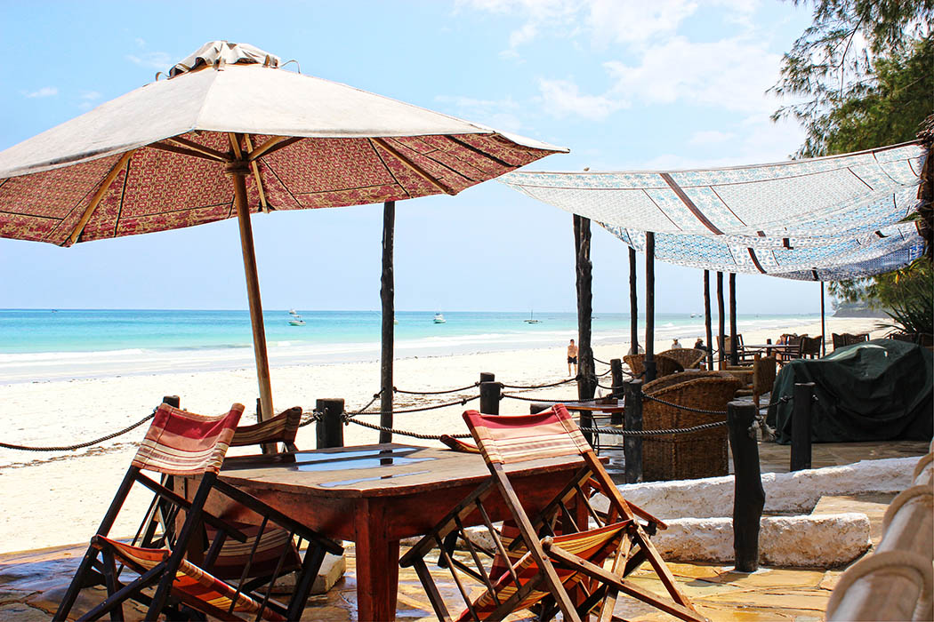 Sands at Nomad restaurant_View of beach2