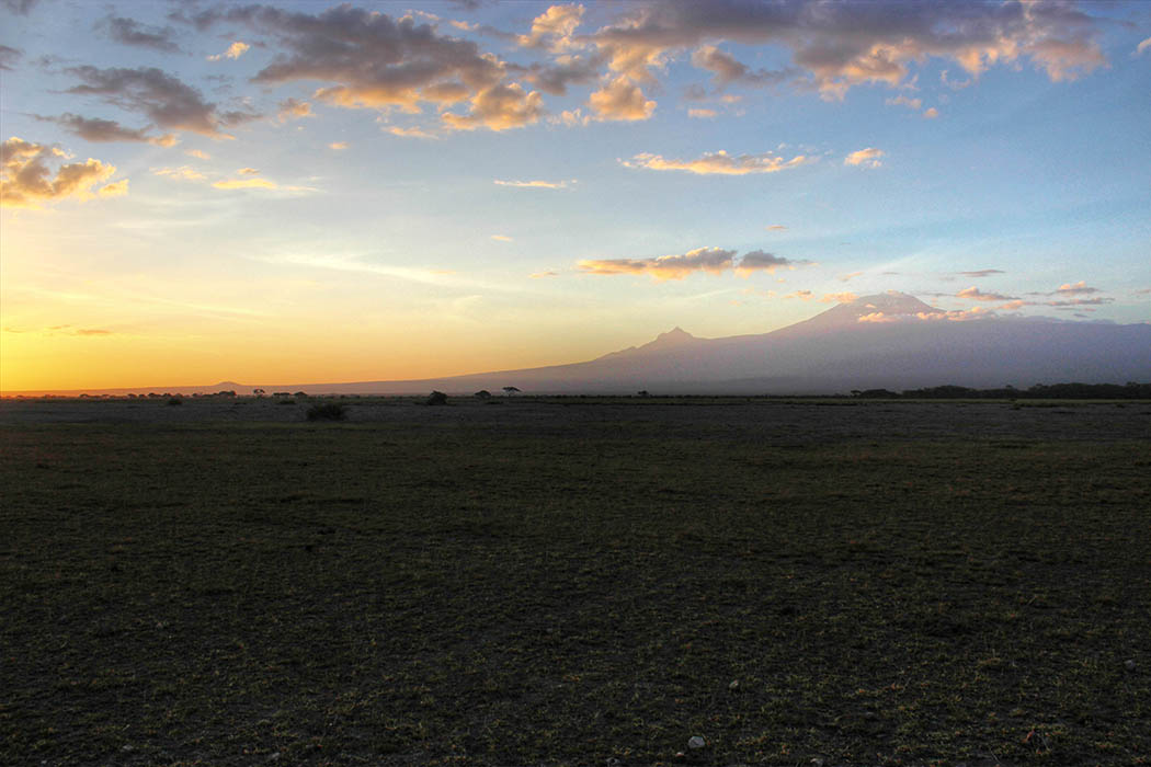 Amboseli National Park Kilimanjaro1