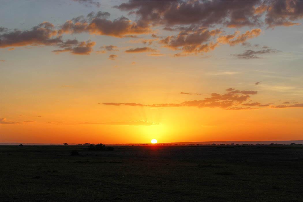 Amboseli National Park Sunrise2
