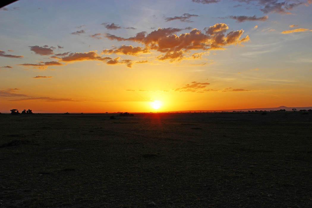 Amboseli National Park Sunrise3