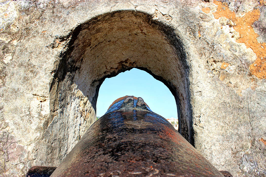 Fort Jesus Mombasa_canon