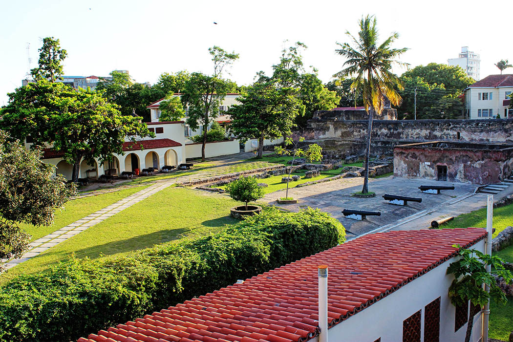 Fort Jesus Mombasa_courtyard1