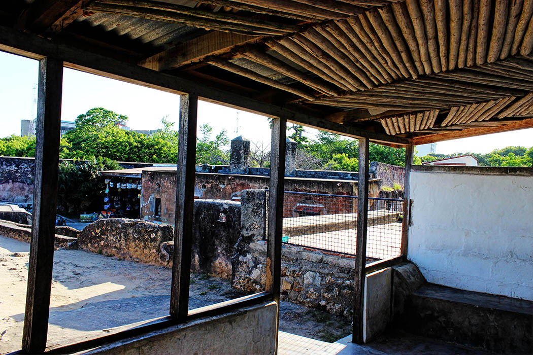 Fort Jesus Mombasa_structure