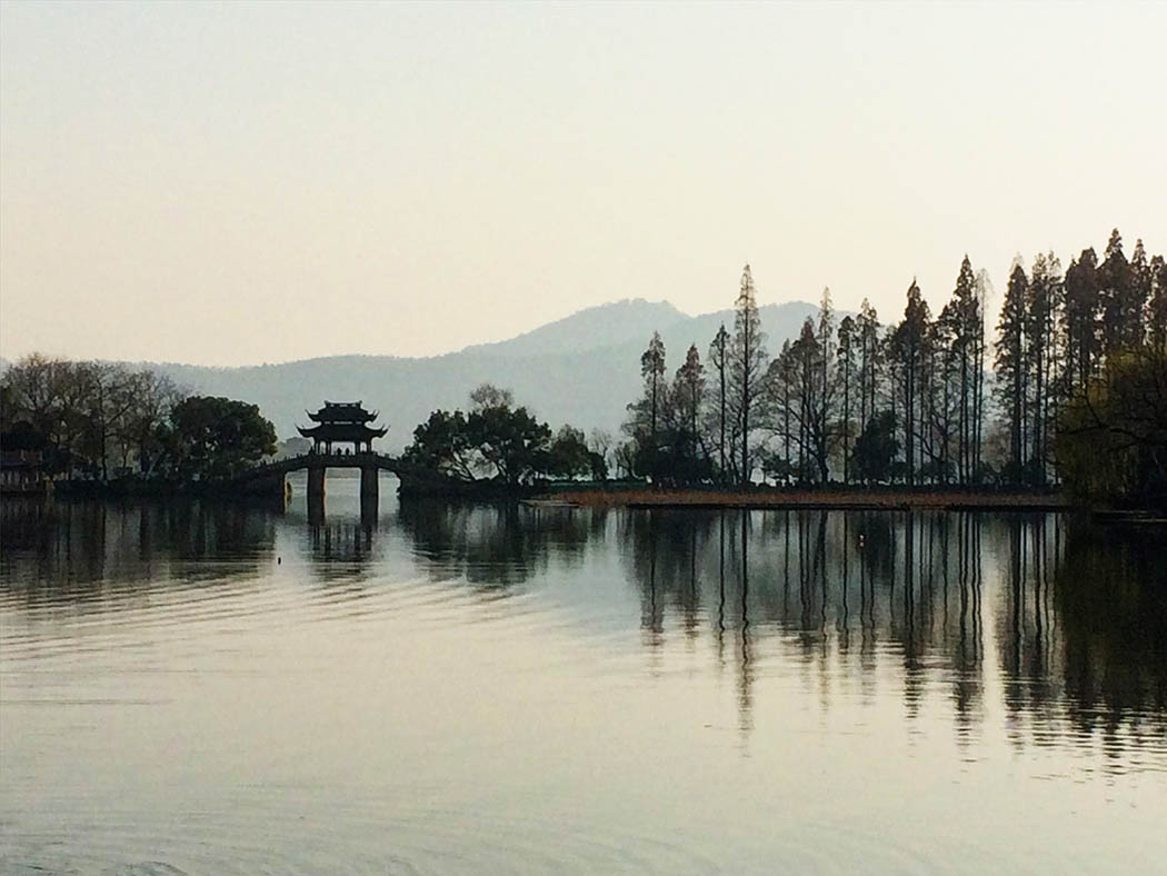 Hangzhou_Postcard Scenes