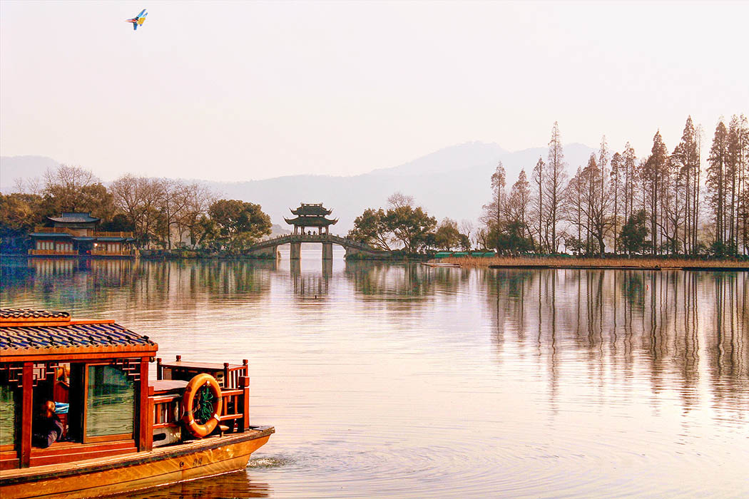 Hangzhou_Romantic bridge