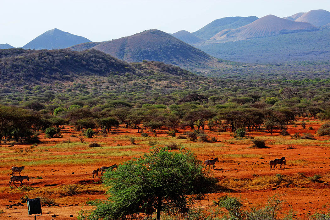 Tsavo West National Park_Chyulu Hills