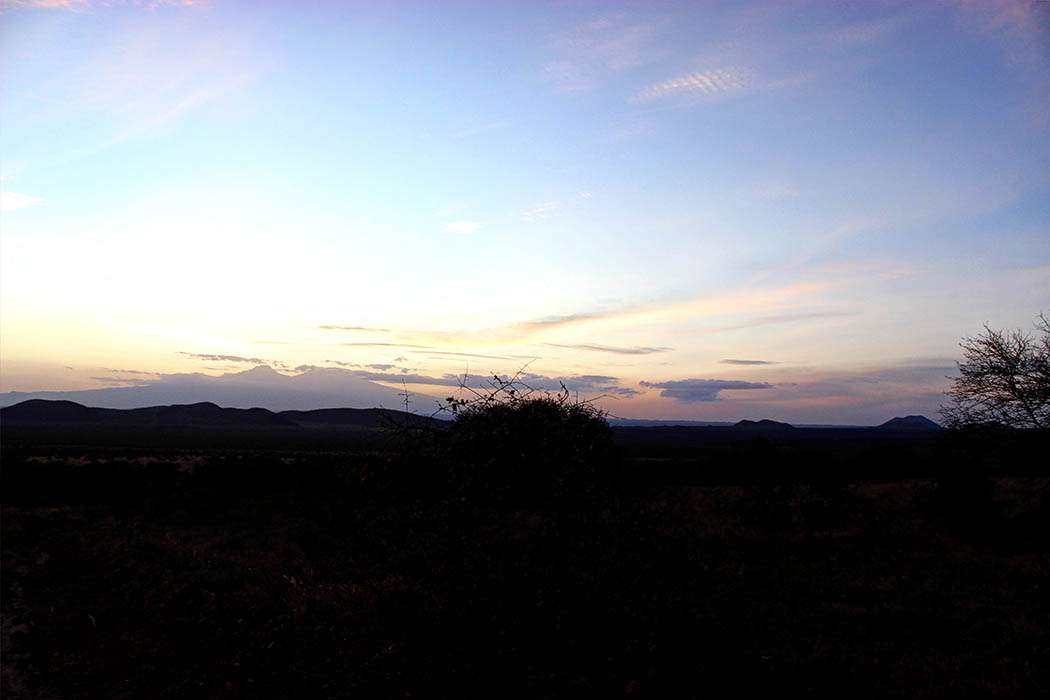 Tsavo West National Park_Dusk