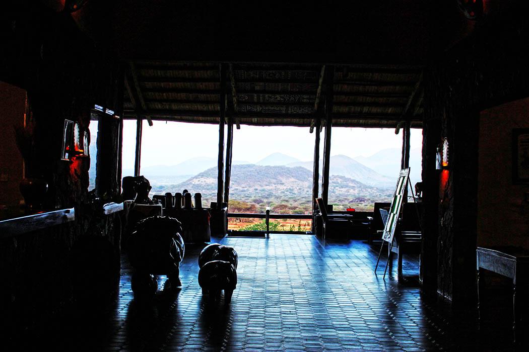 Kilaguni Serena safari Lodge_reception