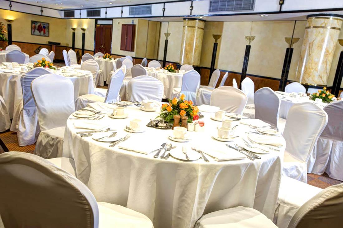 Nairobi Serena Hotel_Banqueting