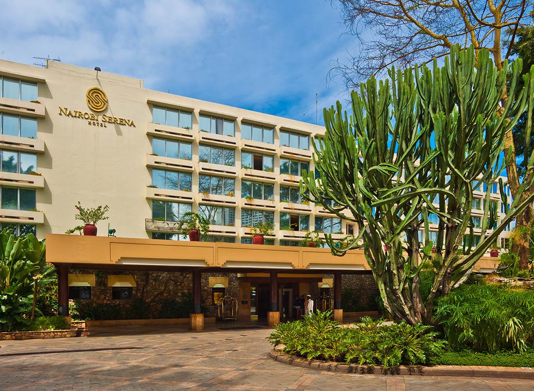 Nairobi Serena Hotel_Hotel exterior