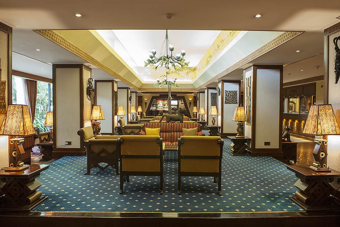 Nairobi Serena Hotel_Lobby area