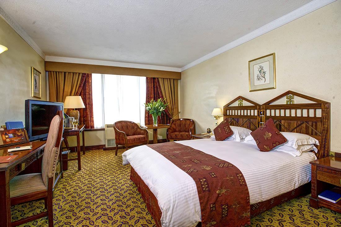 Nairobi Serena Hotel_Standard deluxe dbl room