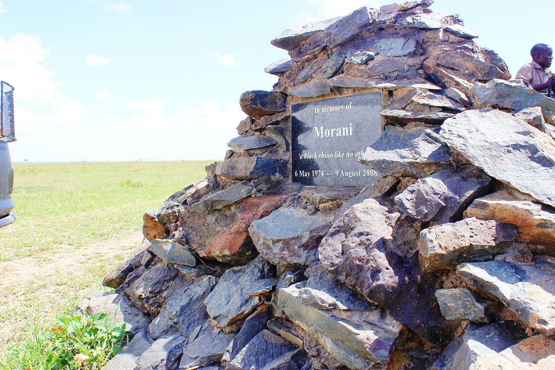 Ol Pejeta Conservancy_Morani Memorial