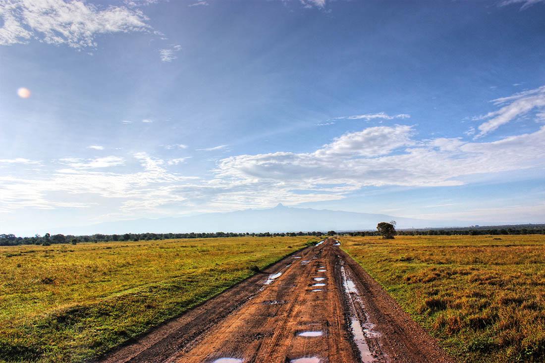 Ol Pejeta Conservancy_Road