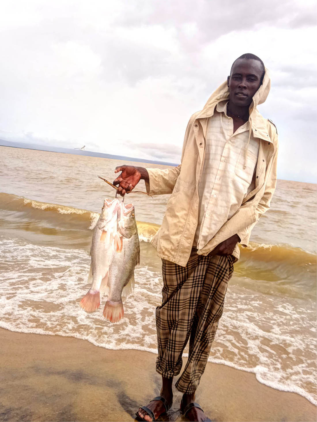 Lake Turkana_Fisherman