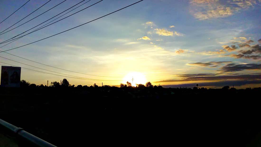 TECNO Camon C5 Review_Langata Road_Sunset 2