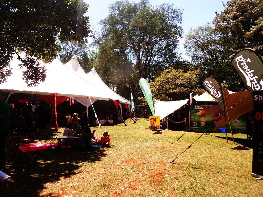 Koroga festival 8th Edition_Tents
