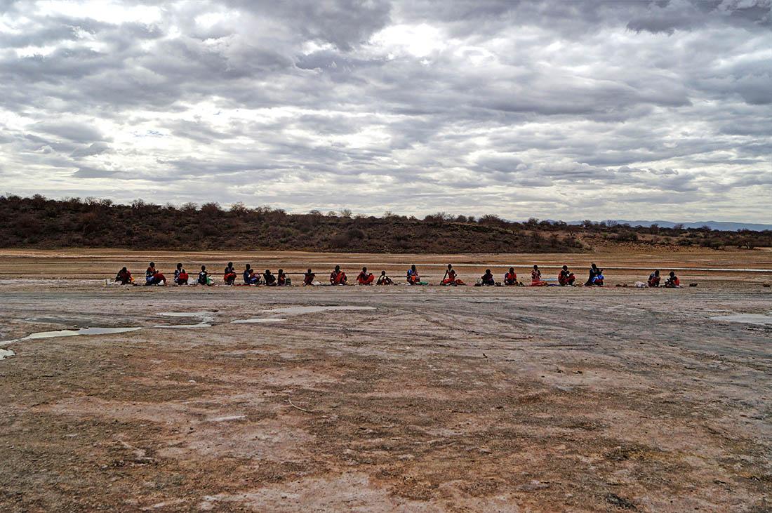 Lake Magadi_Maasai Women