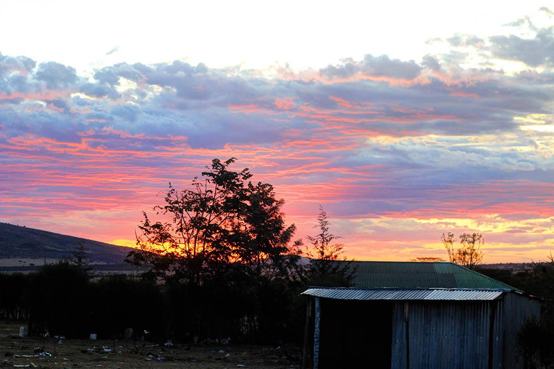 Maasai Mara_Sunset