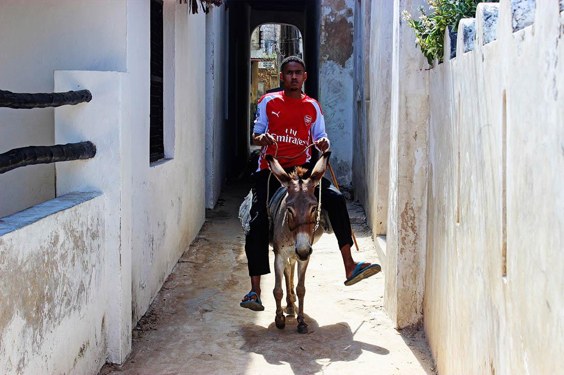 Lamu Streets