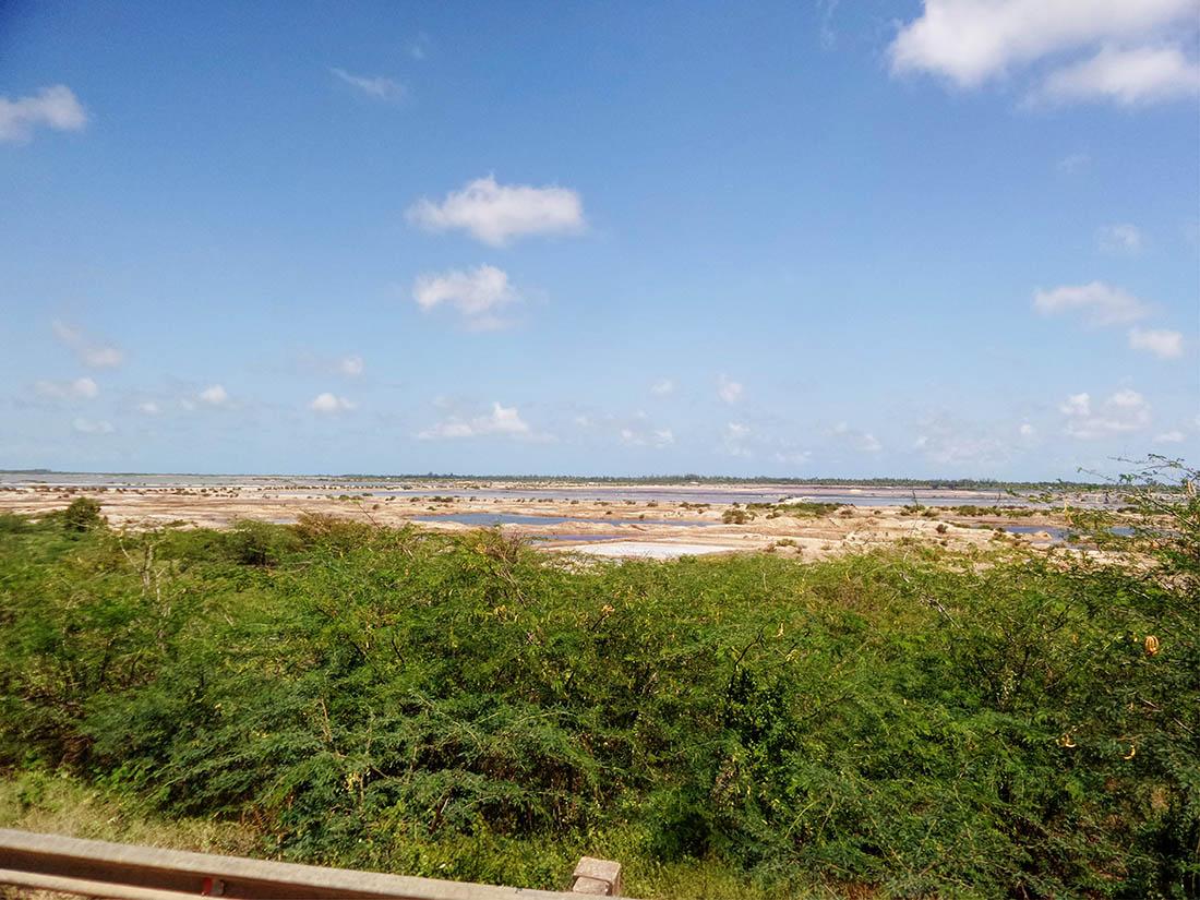 Road to Lamu