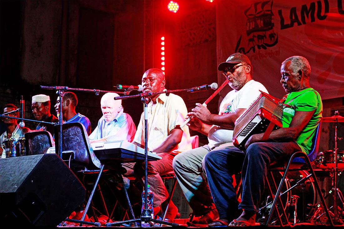 Lamu Cultural Festival_Taarab Band1