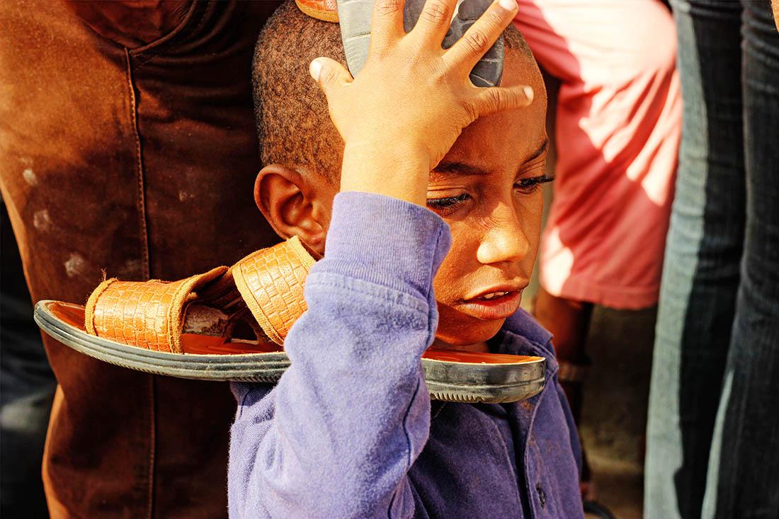 Lamu Cultural Festival_little boy