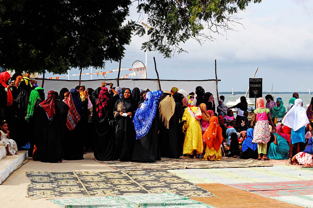Lamu Cultural Festival_women only event
