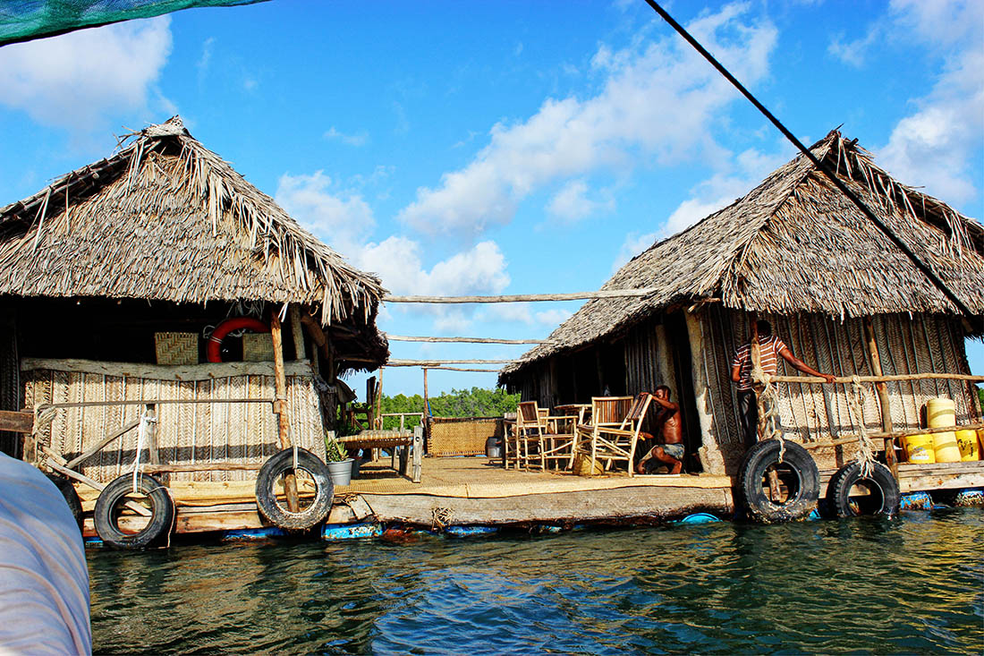 Lamu Town_Floating Bar