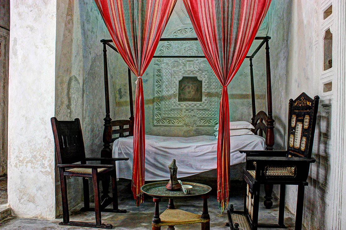Swahili House Museum_bedroom