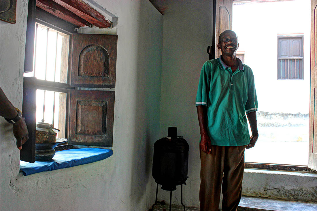 Swahili House Museum_curator