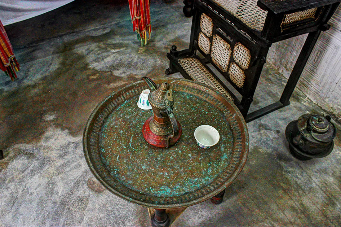 Swahili House Museum_tray