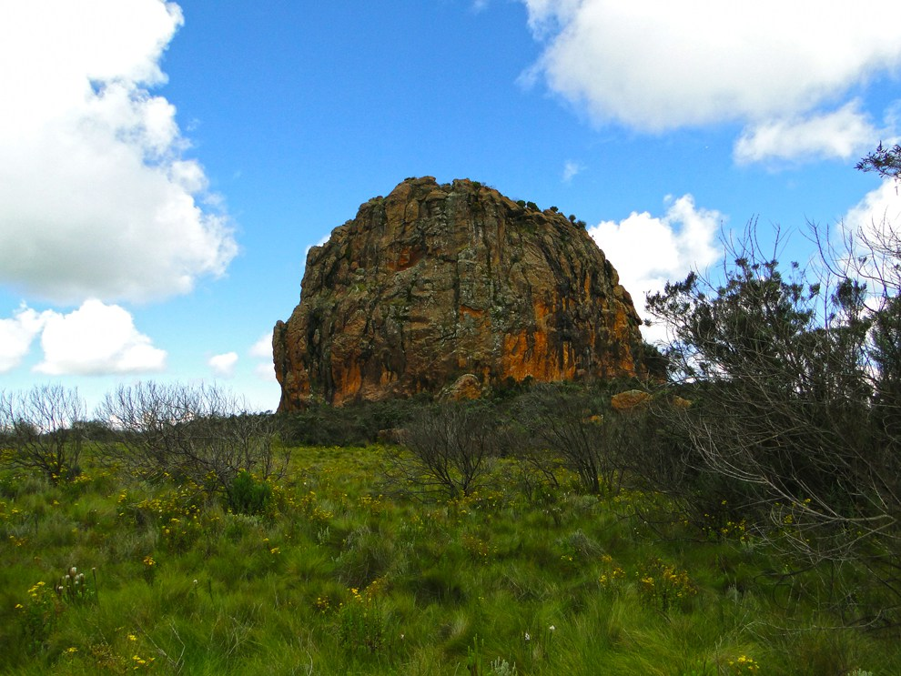 Aberdare National Park_Dome rock