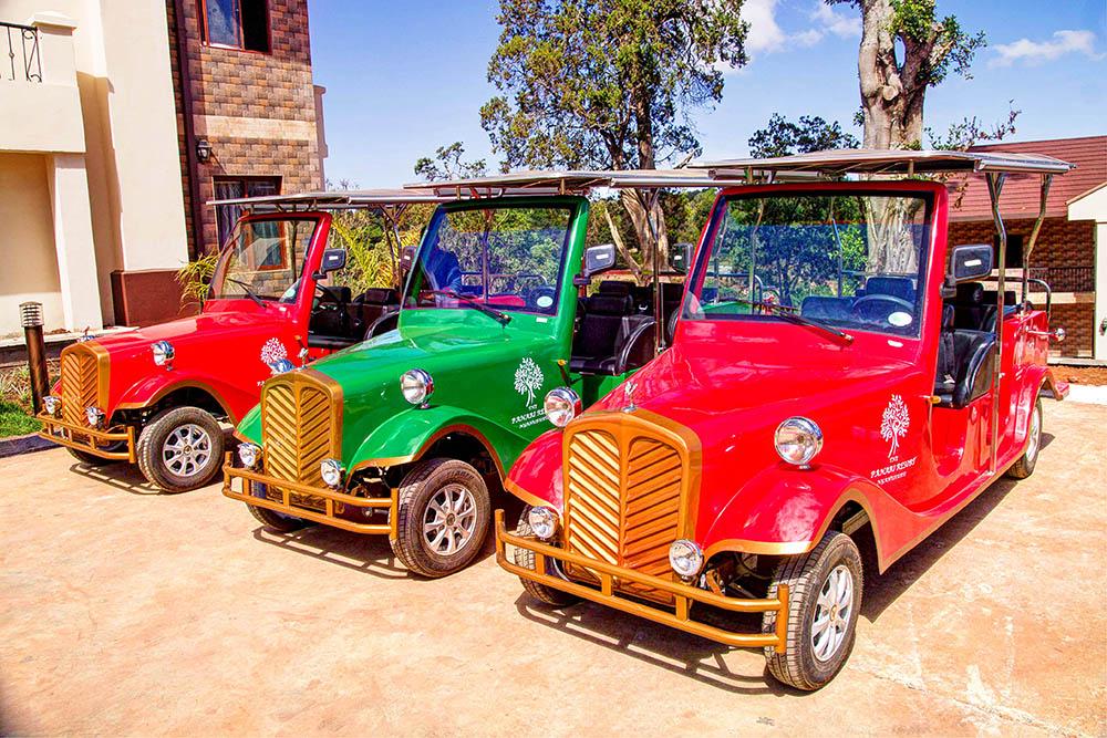 Panari Resort_cart 2
