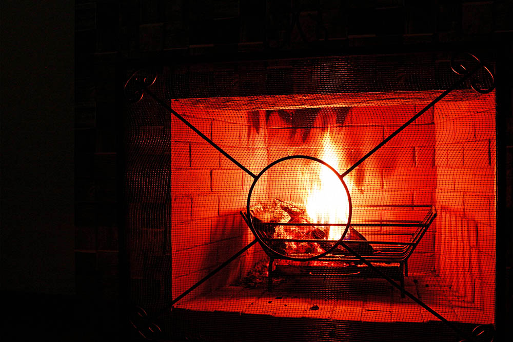 Panari Resort_fireplace